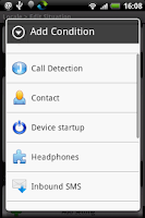 Screenshot of Locale device startup Plug-in