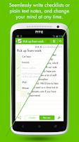 Screenshot of MobisleNotes - Notepad