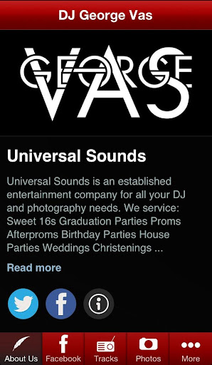 DJ George Vas