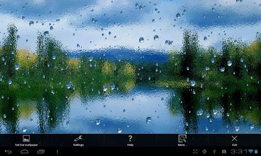 Rain On Screen - screenshot thumbnail