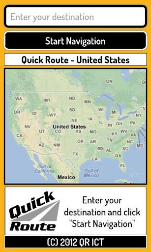 美國快速自行車路線