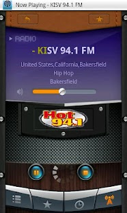 US-CA radio - screenshot thumbnail