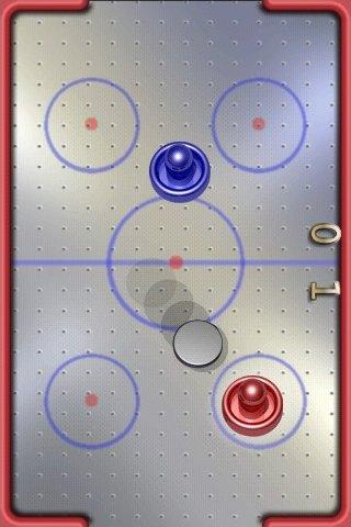 Air Hockey Speed - screenshot