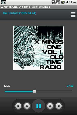 X Minux One OTR Volume I