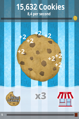 Cookie Click Best Free Game - screenshot