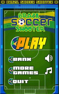 Brazil Soccer Shooter