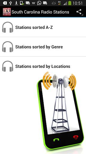 South Carolina Radio Stations
