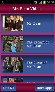 Mr Bean Videos - screenshot thumbnail