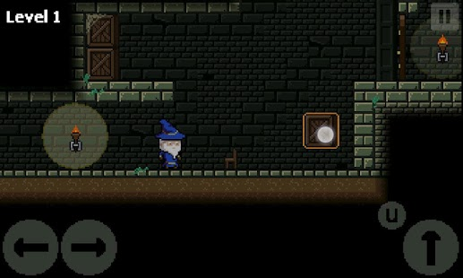 Merlins Adventure Screenshot