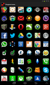 Icons HD for launchers v1.2