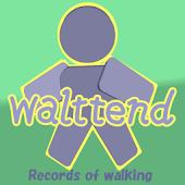 Walttend Lite - Pedometer