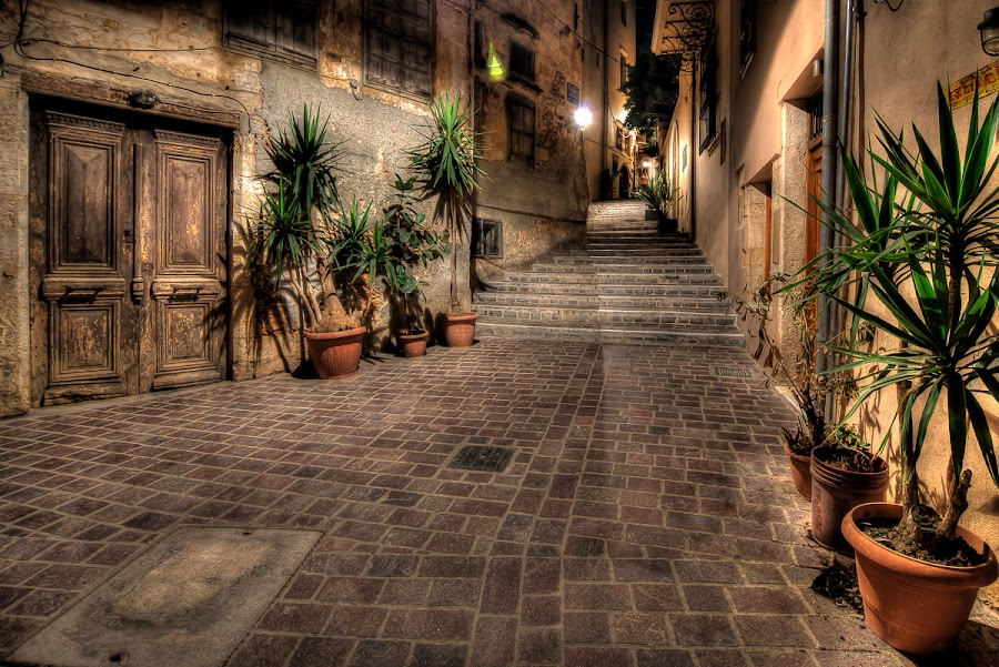 Historic District of Chania, Crete by Alexis Travkin - City,  Street & Park  Historic Districts (  )