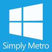 Simply Metro icons