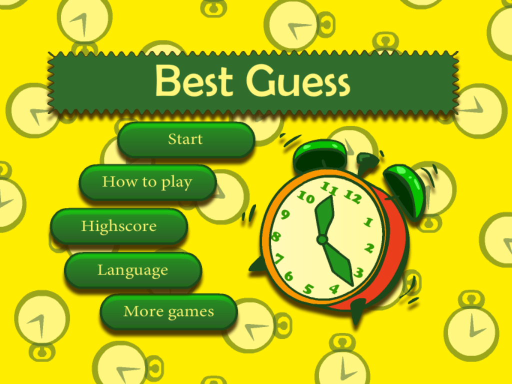 Best Guess - Brain Game - screenshot