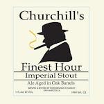 Port Churchill's Finest Hour