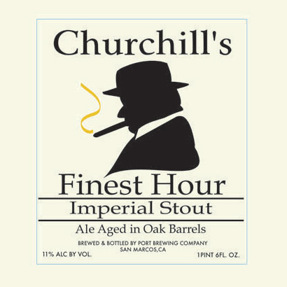 Logo of Port Churchill's Finest Hour