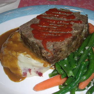 Mom's Meatloaf 50's Prime Time Cafe