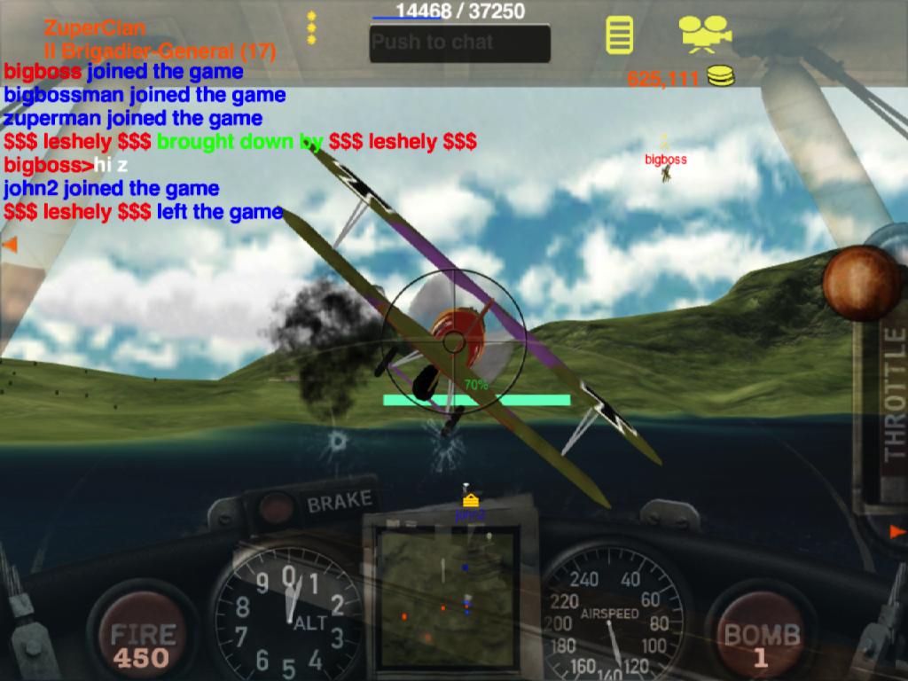 Dogfight - screenshot