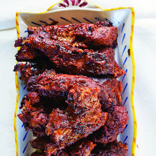 Hoisin and Ginger Spareribs