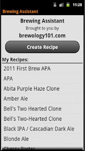 Brewing Assistant - screenshot thumbnail