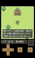 Screenshot of 脱出RPG シルバー王国の聖杯