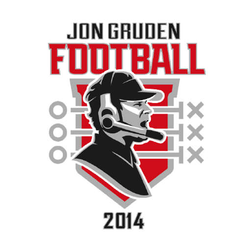 Jon Gruden Football LOGO-APP點子