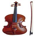 VIOLA WAR - viola tuner icon