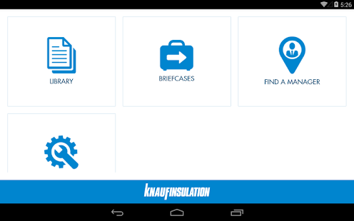 Knauf Insulation Mobile- screenshot thumbnail
