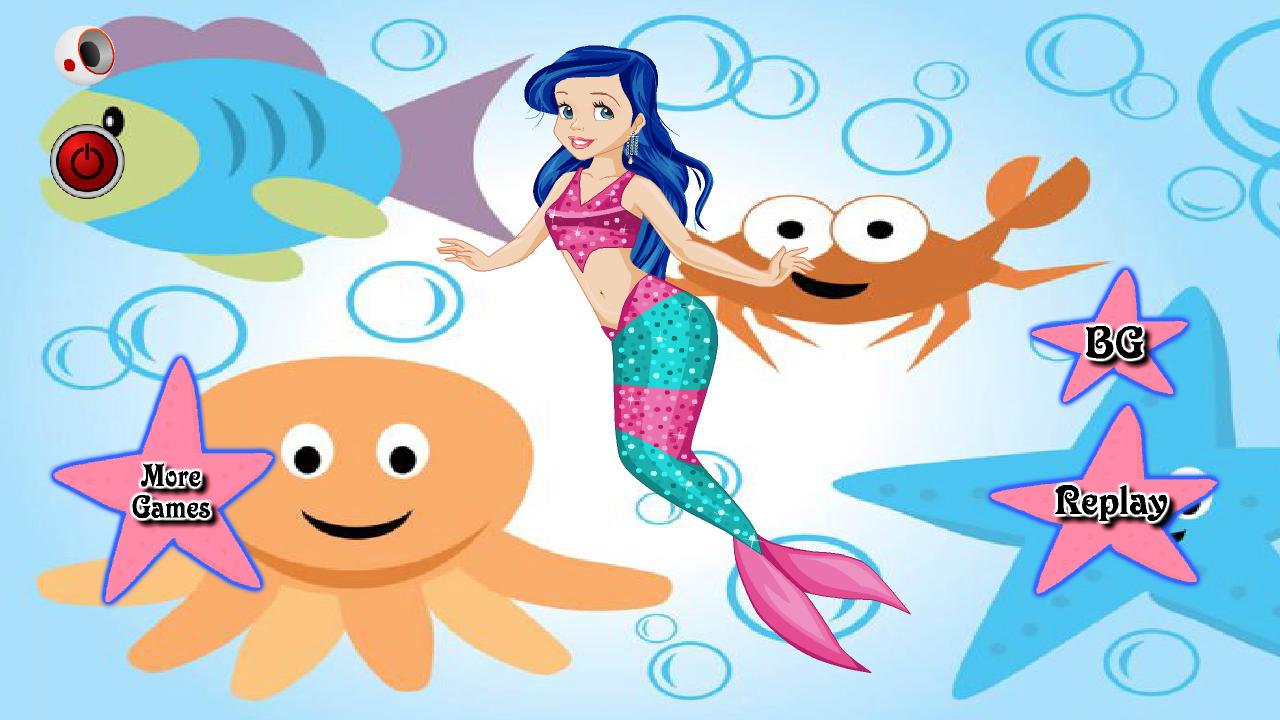Mermaid Untuk Anak Perempuan Apl Android Di Google Play
