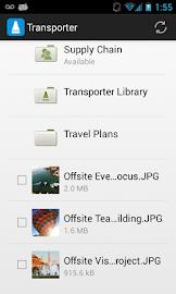 Transporter Screenshot 2