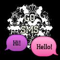GO SMS - Damask 7 icon
