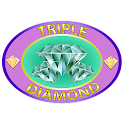 Triple Diamond Slot Machine icon