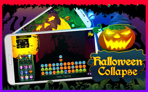 Halloween Collapse- screenshot thumbnail