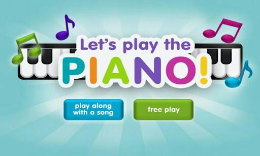 孩子們的第一台鋼琴樂器