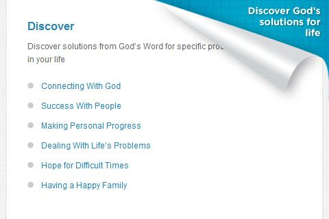 Bible Classes & Devotionals - screenshot