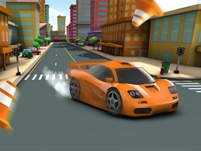 Toon Racer- screenshot thumbnail