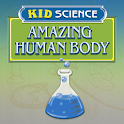 Kid Science Amazing Human Body logo