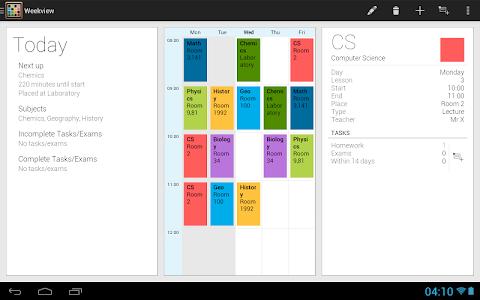 Timetable v1.7.6