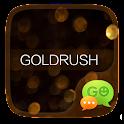 GO SMS GOLD RUSH THEME icon
