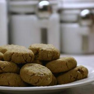 Peanut Butter Cookies III.