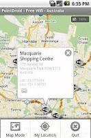 Screenshot of Free WiFi - Australia - Free