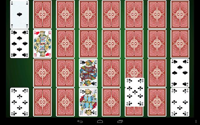 Reussite - screenshot
