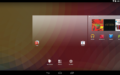 Google Now Launcher Screenshot 27