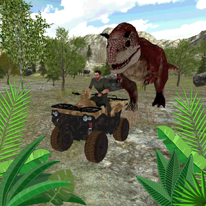 Dino Atv Adventures Parking 3d for PC and MAC
