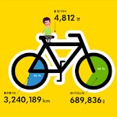자전거마일리지-맑고푸른대구21