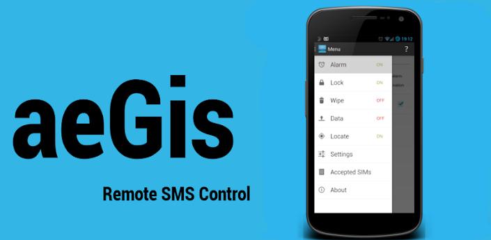 A pesar de la gran cantidad de aplicaciones de seguridad que existen para Android, aeGis es una que vale la pena mirar por varias razones. Para empezar, es muy fácil de utilizar. Defines una frase de seguridad y puedes utilizarla para bloquear tu teléfono enviándole un SMS, borrar el contenido remotamente, localizarlo si lo has perdido o generar una alarma. El único aspecto negativo es que no hay una interfaz web, pero esta aplicación es bien simple y ofrece las alternativas de seguridad que necesitas.            Otra característica importante es
