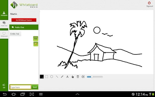 Whiteboard Genie - screenshot thumbnail