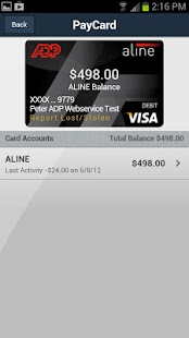 ADP Mobile Solutions - screenshot thumbnail