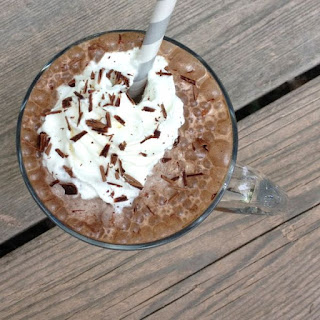 Healthy Starbucks Mocha Frappuccino