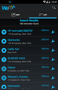 WeFi Pro - Automatic WiFi - screenshot thumbnail
